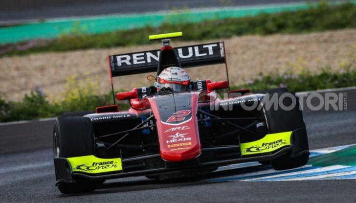 Formula 2: Anthoine Hubert muore sul colpo nello scontro con Juan Manuel Correa - Foto 11 di 14