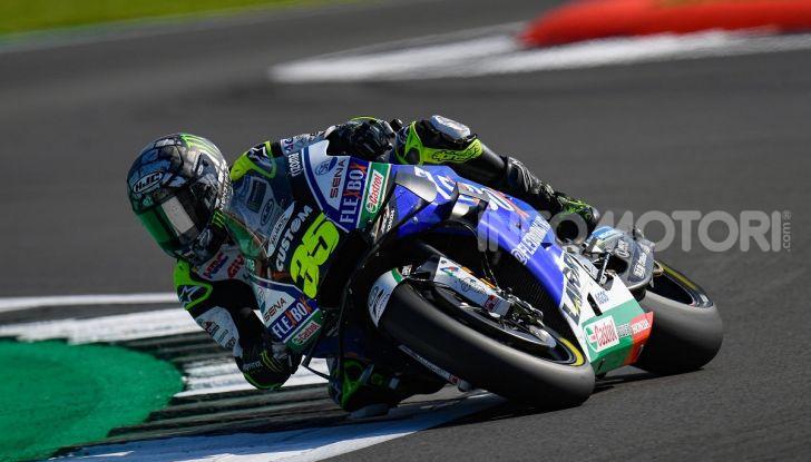 MotoGP 2019, GP di Gran Bretagna: Rins vince a Silverstone una gara al fotofinish, Dovizioso a terra - Foto 19 di 19