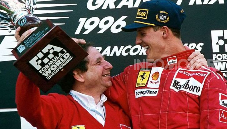 "F1, Jean Todt su Michael Schumacher: ""Non c'è più comunicazione"" - Foto 4 di 10"