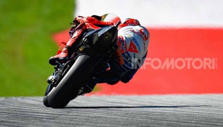 MotoGP 2019, GP d'Austria: Marquez davanti a tutti nelle libere del venerdì, Dovizioso a terra - Foto 18 di 19
