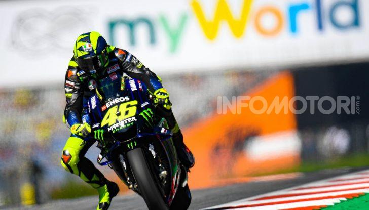 MotoGP 2019, GP d'Austria: Marquez davanti a tutti nelle libere del venerdì, Dovizioso a terra - Foto 14 di 19