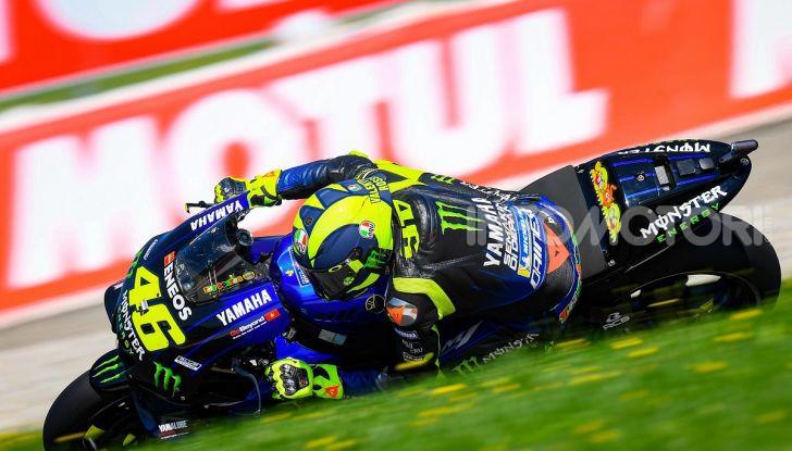 MotoGP 2019, GP d'Austria: Marquez davanti a tutti nelle libere del venerdì, Dovizioso a terra - Foto 13 di 19