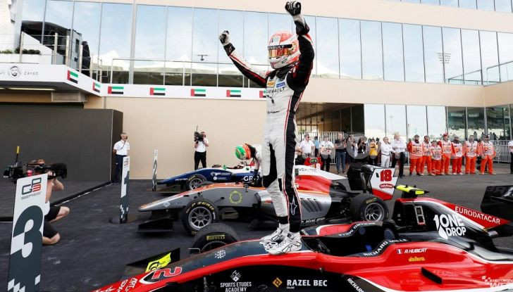 Formula 2: Anthoine Hubert muore sul colpo nello scontro con Juan Manuel Correa - Foto 4 di 14