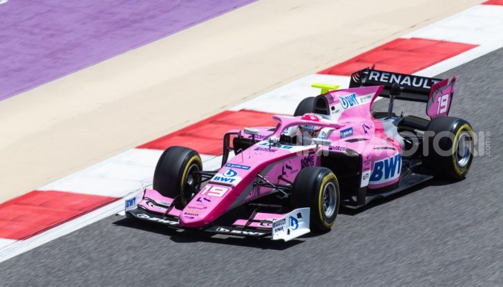 Formula 2: Anthoine Hubert muore sul colpo nello scontro con Juan Manuel Correa - Foto 9 di 14