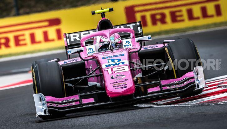 Formula 2: Anthoine Hubert muore sul colpo nello scontro con Juan Manuel Correa - Foto 10 di 14