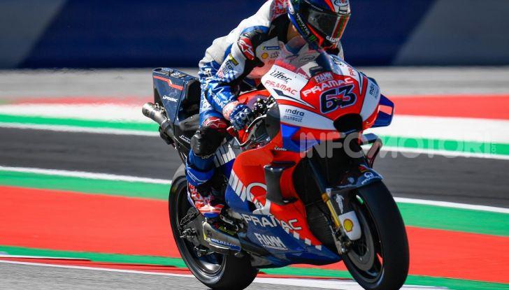 MotoGP 2019, GP d'Austria: Marquez davanti a tutti nelle libere del venerdì, Dovizioso a terra - Foto 17 di 19