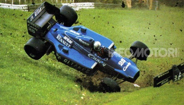 F1: i piloti più famosi licenziati a stagione in corso - Foto 16 di 16