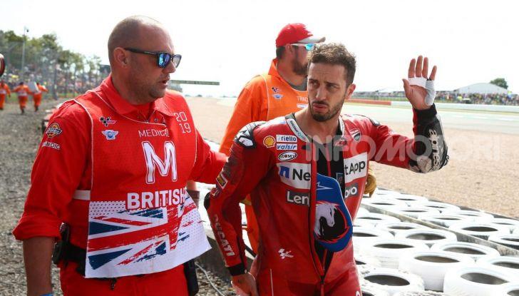 MotoGP 2019: Andrea Dovizioso verso i test di Misano, ma in quali condizioni? - Foto 1 di 10