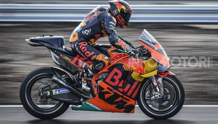 MotoGP 2019: Bradley Smith e l'Aprilia al top nella due giorni di test sul KymiRing - Foto 7 di 11
