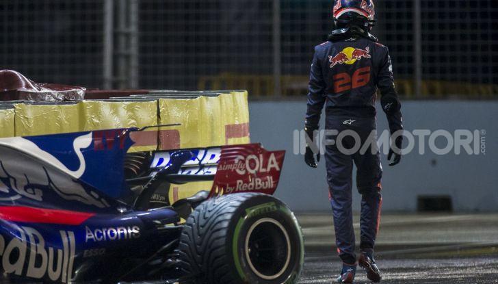 F1: i piloti più famosi licenziati a stagione in corso - Foto 2 di 16