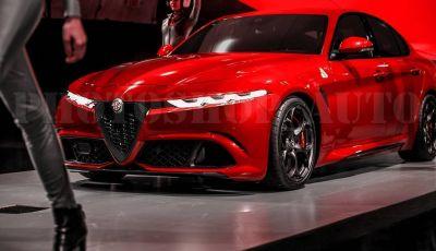 Alfa Romeo: un SUV o una GT per festeggiare i 110 anni