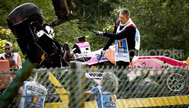 Formula 2: Anthoine Hubert muore sul colpo nello scontro con Juan Manuel Correa - Foto 14 di 14