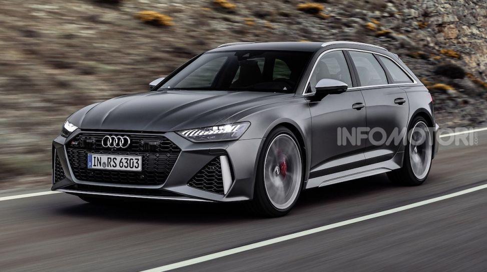 Audi RS 6 Avant: un po' station wagon un po' supercar