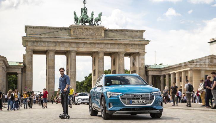 Audi e-Tron Scooter,  il monopattino elettrico Premium - Foto 4 di 11