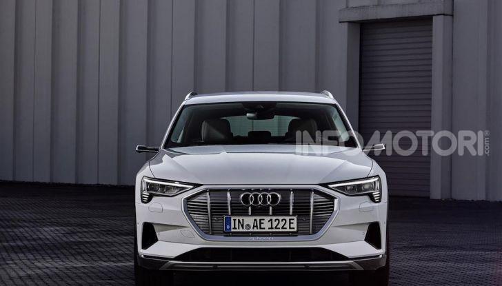 Audi e-tron 50 quattro: il SUV elettrico dei quattro anelli è ancora più accessibile - Foto 1 di 8
