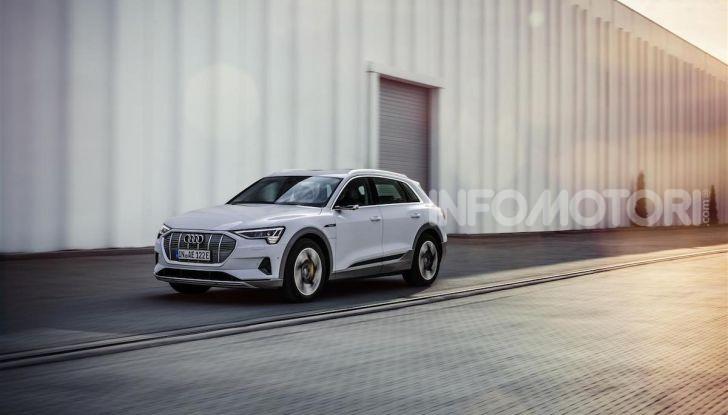 Audi e-tron 50 quattro: il SUV elettrico dei quattro anelli è ancora più accessibile - Foto 3 di 8