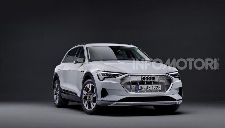 Audi e-tron 50 quattro: il SUV elettrico dei quattro anelli è ancora più accessibile - Foto 6 di 8