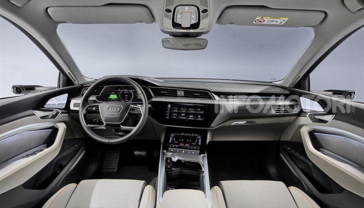 Audi e-tron 50 quattro: il SUV elettrico dei quattro anelli è ancora più accessibile - Foto 7 di 8