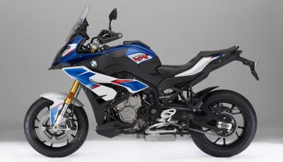 BMW: le novità per il 2020 si chiamano S1000XR e F850XR