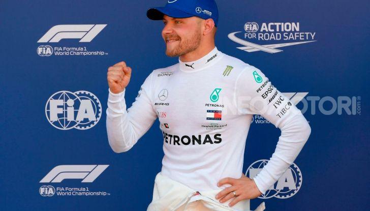 F1, Mercato Piloti 2019: Bottas confermato in Mercedes, Ocon torna in Renault al posto di Hulkenberg - Foto 2 di 10