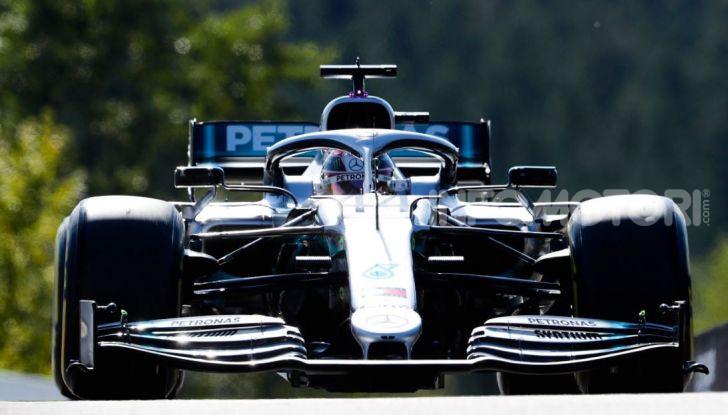 F1 2019, GP del Belgio: Leclerc vola nelle qualifiche di Spa-Francorchamps e centra la pole davanti a Vettel e alle Mercedes - Foto 7 di 17