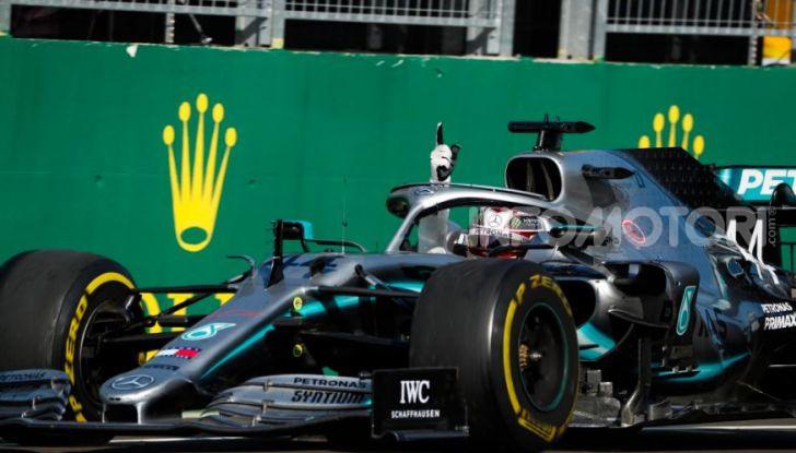F1 2019, GP d'Ungheria: Gasly al top nelle FP2, ma è Hamilton il più veloce delle libere del venerdì - Foto 1 di 14