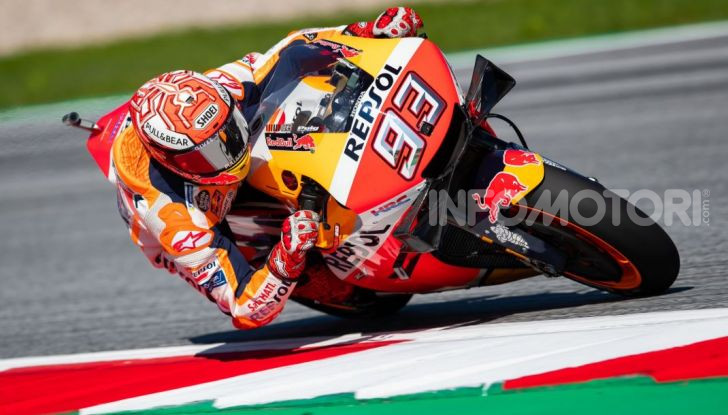 Orari MotoGP 2019: GP d'Austria al Red Bull Ring su Sky e in differita TV8 - Foto 6 di 19