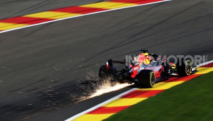 F1 2019, GP del Belgio: Leclerc vola nelle qualifiche di Spa-Francorchamps e centra la pole davanti a Vettel e alle Mercedes - Foto 12 di 17
