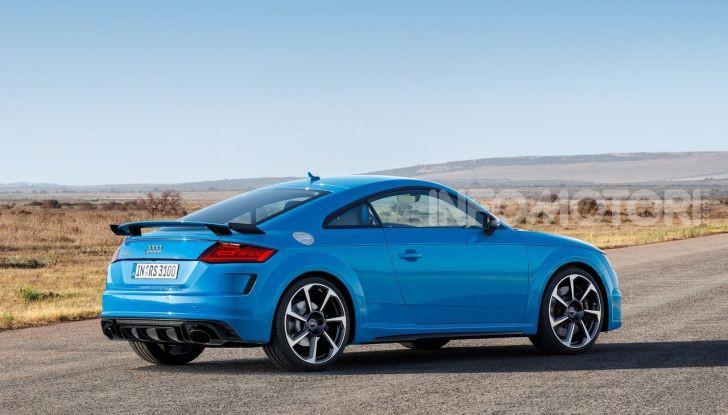 Prova comparativa tra Toyota Supra, Porsche Cayman S e Audi TT RS - Foto 10 di 28
