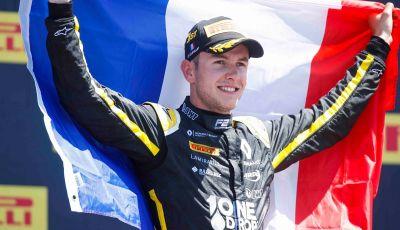 Formula 2: Anthoine Hubert muore sul colpo nello scontro con Juan Manuel Correa