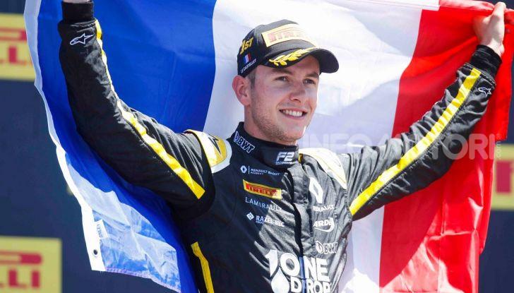 Formula 2: Anthoine Hubert muore sul colpo nello scontro con Juan Manuel Correa - Foto 1 di 14