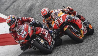 MotoGP 2019: ecco come ha fatto il Dovi a sorpassare Marquez nel GP d'Austria