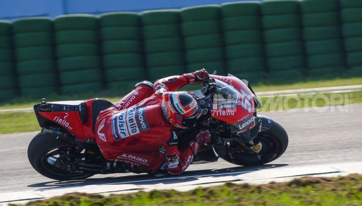 MotoGP 2019, Test Misano – Day 2: Quartararo di nuovo al vertice con la Yamaha Petronas davanti a Petrucci e Morbidelli - Foto 24 di 44