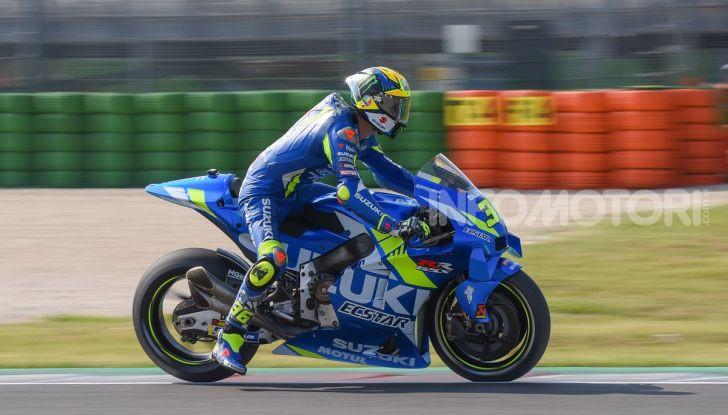 MotoGP 2019, Test Misano – Day 2: Quartararo di nuovo al vertice con la Yamaha Petronas davanti a Petrucci e Morbidelli - Foto 28 di 44