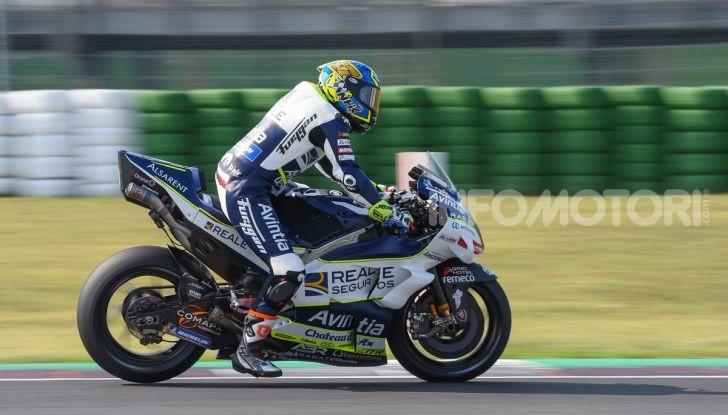 MotoGP 2019, Test Misano – Day 2: Quartararo di nuovo al vertice con la Yamaha Petronas davanti a Petrucci e Morbidelli - Foto 34 di 44