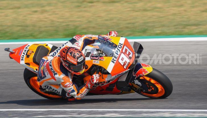 MotoGP 2019, Test Misano – Day 2: Quartararo di nuovo al vertice con la Yamaha Petronas davanti a Petrucci e Morbidelli - Foto 10 di 44