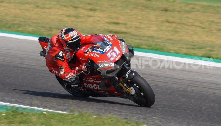 MotoGP 2019, Test Misano – Day 2: Quartararo di nuovo al vertice con la Yamaha Petronas davanti a Petrucci e Morbidelli - Foto 23 di 44