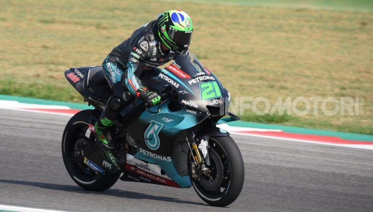 MotoGP 2019, Test Misano – Day 1: dominio Yamaha Petronas con Quartararo e Morbidelli, Rossi quinto - Foto 2 di 44