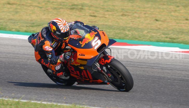 MotoGP 2019, Test Misano – Day 2: Quartararo di nuovo al vertice con la Yamaha Petronas davanti a Petrucci e Morbidelli - Foto 35 di 44