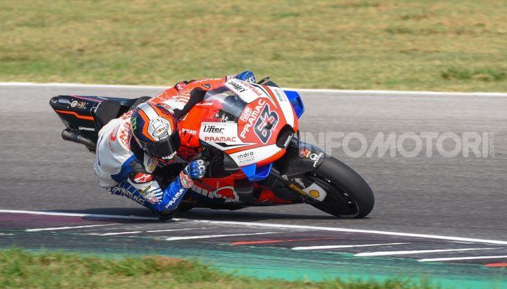 MotoGP 2019, Test Misano – Day 1: dominio Yamaha Petronas con Quartararo e Morbidelli, Rossi quinto - Foto 42 di 44