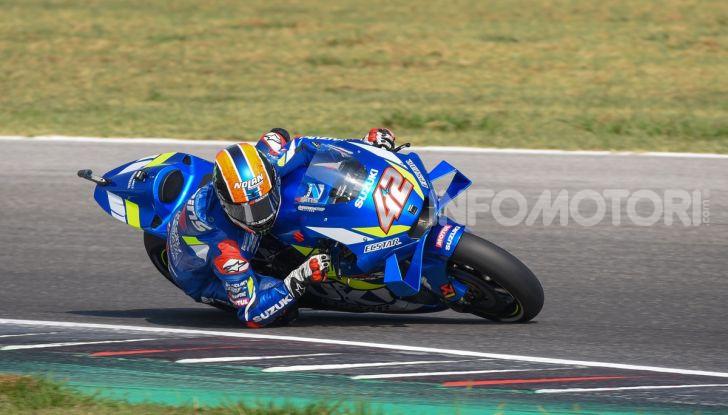 MotoGP 2019, Test Misano – Day 2: Quartararo di nuovo al vertice con la Yamaha Petronas davanti a Petrucci e Morbidelli - Foto 27 di 44
