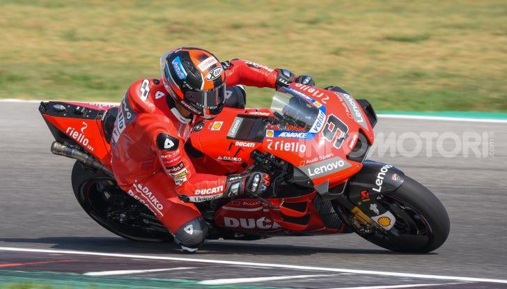 MotoGP 2019, Test Misano – Day 1: dominio Yamaha Petronas con Quartararo e Morbidelli, Rossi quinto - Foto 18 di 44
