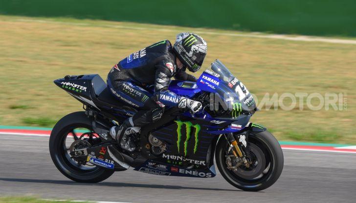 MotoGP 2019, Test Misano – Day 1: dominio Yamaha Petronas con Quartararo e Morbidelli, Rossi quinto - Foto 7 di 44