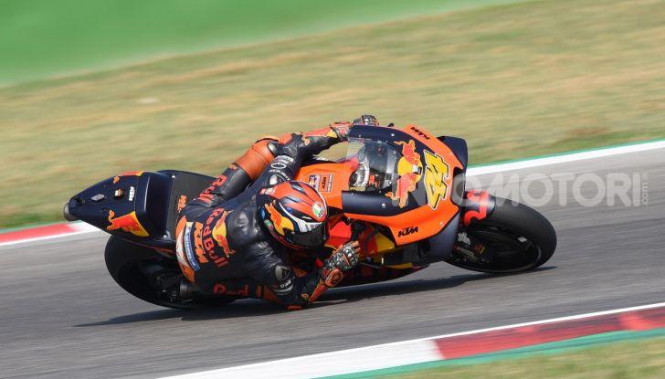 MotoGP 2019, Test Misano – Day 1: dominio Yamaha Petronas con Quartararo e Morbidelli, Rossi quinto - Foto 36 di 44