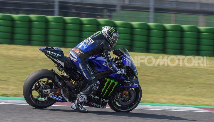 MotoGP 2019, Test Misano – Day 1: dominio Yamaha Petronas con Quartararo e Morbidelli, Rossi quinto - Foto 8 di 44