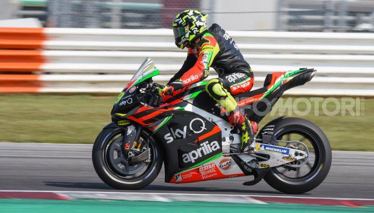 MotoGP 2019, Test Misano – Day 2: Quartararo di nuovo al vertice con la Yamaha Petronas davanti a Petrucci e Morbidelli - Foto 40 di 44