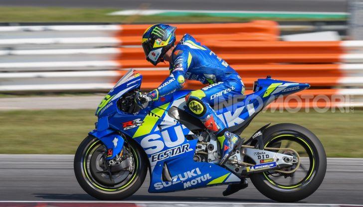 MotoGP 2019, Test Misano – Day 1: dominio Yamaha Petronas con Quartararo e Morbidelli, Rossi quinto - Foto 29 di 44