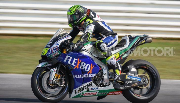 MotoGP 2019, Test Misano – Day 1: dominio Yamaha Petronas con Quartararo e Morbidelli, Rossi quinto - Foto 30 di 44