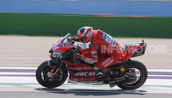 MotoGP 2019, Test Misano – Day 2: Quartararo di nuovo al vertice con la Yamaha Petronas davanti a Petrucci e Morbidelli - Foto 22 di 44