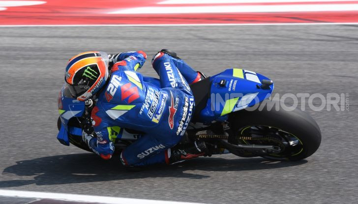 MotoGP 2019, Test Misano – Day 2: Quartararo di nuovo al vertice con la Yamaha Petronas davanti a Petrucci e Morbidelli - Foto 26 di 44